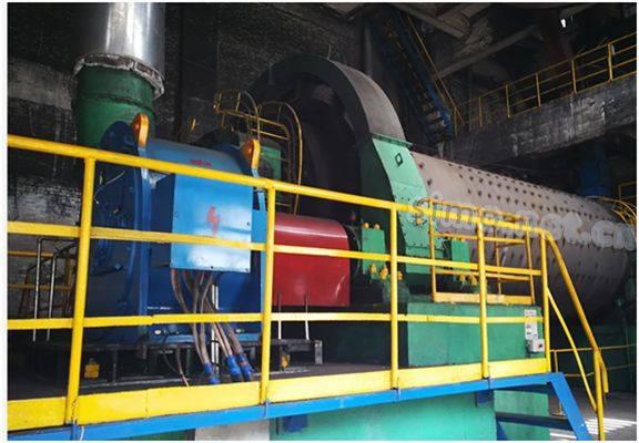YKK5604-10永磁直流电机在水泥行业应用