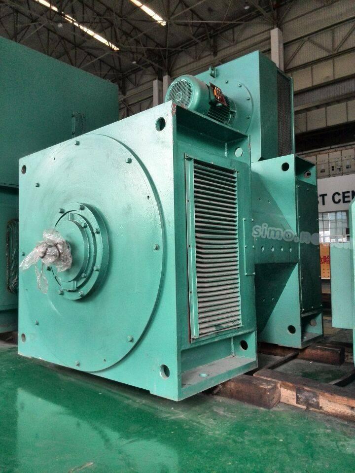 YKK5604-10龙钢集团轧钢生产线采用我厂直流电机