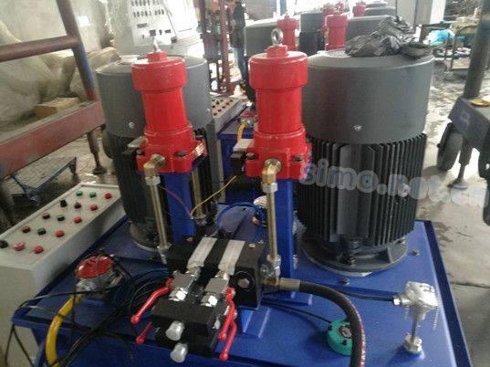 西玛高效电机在液压设备上应用