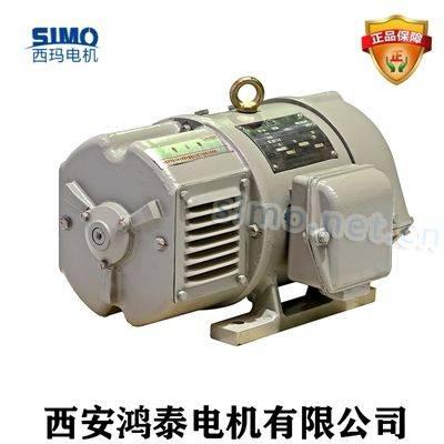 ZTP-82B 13KW内燃机车真空泵电机